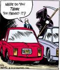 Cartoonist John Deering  Strange Brew 2012-03-26 lose