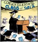 Cartoonist John Deering  Strange Brew 2012-05-07 2012