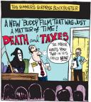 Cartoonist John Deering  Strange Brew 2012-06-15 tax