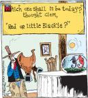 Comic Strip John Deering  Strange Brew 2012-06-21 horse