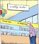 Cartoonist John Deering  Strange Brew 2012-07-13 card