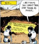 Cartoonist John Deering  Strange Brew 2012-09-15 000