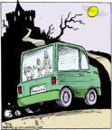 Cartoonist John Deering  Strange Brew 2012-09-26 license