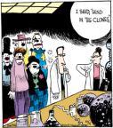 Comic Strip John Deering  Strange Brew 2012-10-11 genetic science