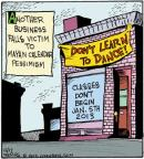 Cartoonist John Deering  Strange Brew 2012-12-17 2013