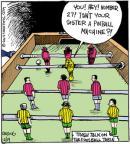 Cartoonist John Deering  Strange Brew 2012-12-19 sport