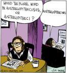 Comic Strip John Deering  Strange Brew 2013-01-19 2001