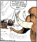 Comic Strip John Deering  Strange Brew 2013-01-24 climate