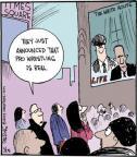 Cartoonist John Deering  Strange Brew 2013-01-25 sport
