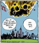 Comic Strip John Deering  Strange Brew 2013-05-21 meteor