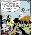 Comic Strip John Deering  Strange Brew 2013-06-22 horse