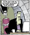 Cartoonist John Deering  Strange Brew 2013-07-26 Facebook