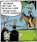 Comic Strip John Deering  Strange Brew 2013-08-17 horse