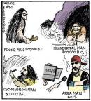 Cartoonist John Deering  Strange Brew 2013-08-30 000