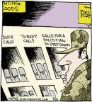 Cartoonist John Deering  Strange Brew 2013-09-10 sport