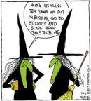 Comic Strip John Deering  Strange Brew 2013-10-01 vacation