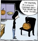 Cartoonist John Deering  Strange Brew 2013-10-24 seasonal