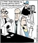 Comic Strip John Deering  Strange Brew 2013-11-22 science