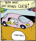 Cartoonist John Deering  Strange Brew 2014-01-01 car design
