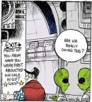 Cartoonist John Deering  Strange Brew 2014-01-16 really