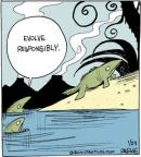 Comic Strip John Deering  Strange Brew 2014-01-23 science