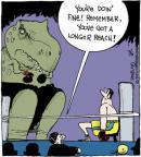 Cartoonist John Deering  Strange Brew 2014-03-06 physiology