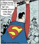 Cartoonist John Deering  Strange Brew 2014-03-12 license