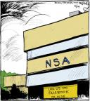 Cartoonist John Deering  Strange Brew 2014-05-14 Facebook