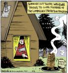 Cartoonist John Deering  Strange Brew 2014-06-04 maple