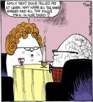 Comic Strip John Deering  Strange Brew 2014-06-18 horse