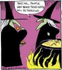 Comic Strip John Deering  Strange Brew 2014-10-15 sample