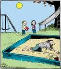 Cartoonist John Deering  Strange Brew 2014-10-23 Lost