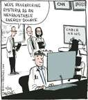 Cartoonist John Deering  Strange Brew 2014-11-25 science