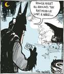 Cartoonist John Deering  Strange Brew 2014-11-26 Lost