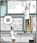 Cartoonist John Deering  Strange Brew 2014-12-04 science
