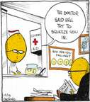 Cartoonist John Deering  Strange Brew 2014-12-15 lemonade