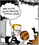 Cartoonist John Deering  Strange Brew 2014-12-27 sport