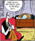 Cartoonist John Deering  Strange Brew 2015-01-01 2014