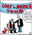 Cartoonist John Deering  Strange Brew 2015-01-24 Lost