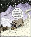 Cartoonist John Deering  Strange Brew 2015-02-13 climate