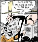 Comic Strip John Deering  Strange Brew 2015-02-26 horse