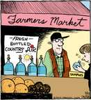 Comic Strip John Deering  Strange Brew 2015-03-23 sample