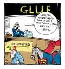 Comic Strip John Deering  Strange Brew 2015-04-21 horse