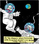 Cartoonist John Deering  Strange Brew 2015-06-01 ball