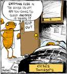 Comic Strip John Deering  Strange Brew 2015-06-09 house