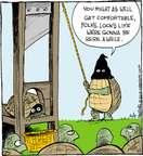 Cartoonist John Deering  Strange Brew 2015-06-11 behead