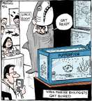 Cartoonist John Deering  Strange Brew 2015-06-12 science