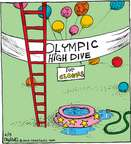 Cartoonist John Deering  Strange Brew 2015-06-13 sport