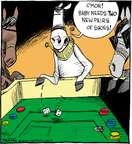Comic Strip John Deering  Strange Brew 2015-06-25 horse