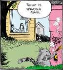 Cartoonist John Deering  Strange Brew 2015-07-07 cat